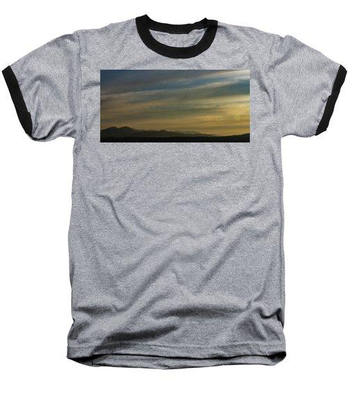 Surreal Sunset Baseball T-Shirt