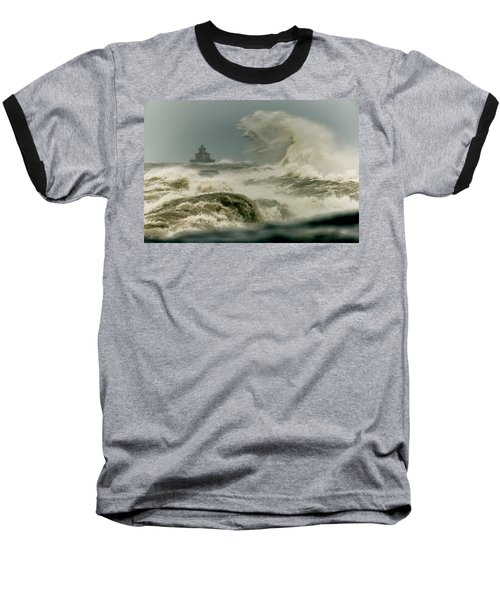 Baseball T-Shirt featuring the photograph Surrender by Everet Regal