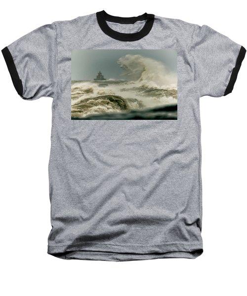 Surrender Baseball T-Shirt by Everet Regal