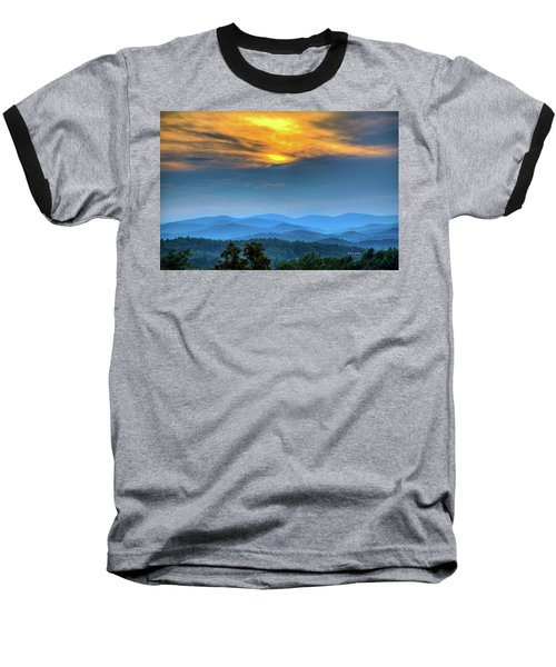 Surrender The Day Baseball T-Shirt by Dale R Carlson