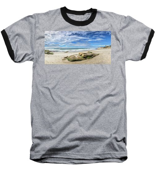 Baseball T-Shirt featuring the photograph Surrounded By Beauty by Peter Tellone