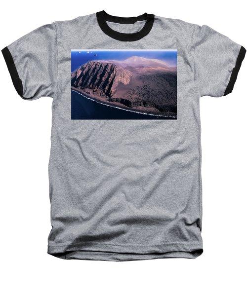 Surtsey In Iceland Baseball T-Shirt