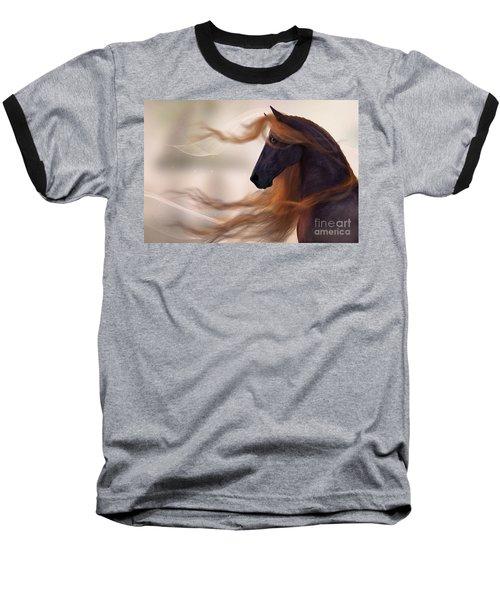 Surveying His Domain Baseball T-Shirt