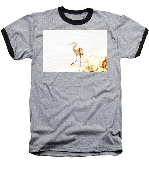 Surveying  Baseball T-Shirt