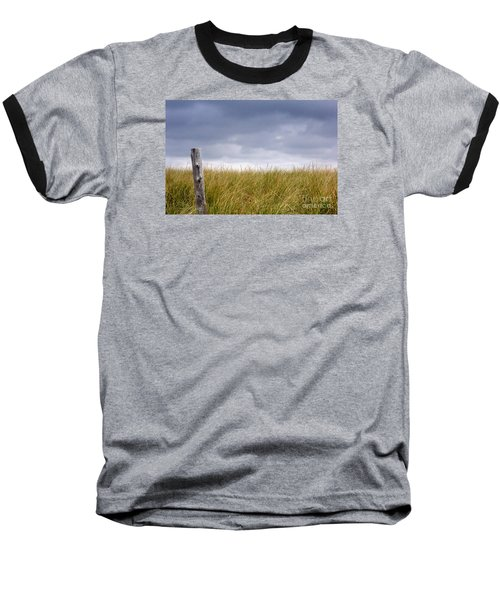 Baseball T-Shirt featuring the photograph That That Same Small Town In Each Of Us by Dana DiPasquale