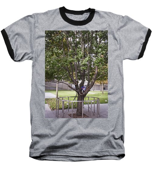 Survivor Tree Baseball T-Shirt