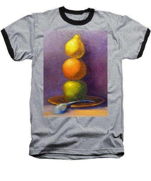 Suspenseful Balance Baseball T-Shirt
