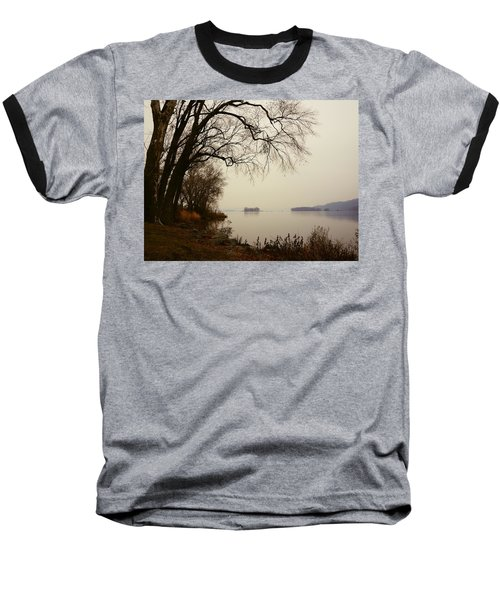 Susquehanna River Near Veterans Memorial Bridge Baseball T-Shirt