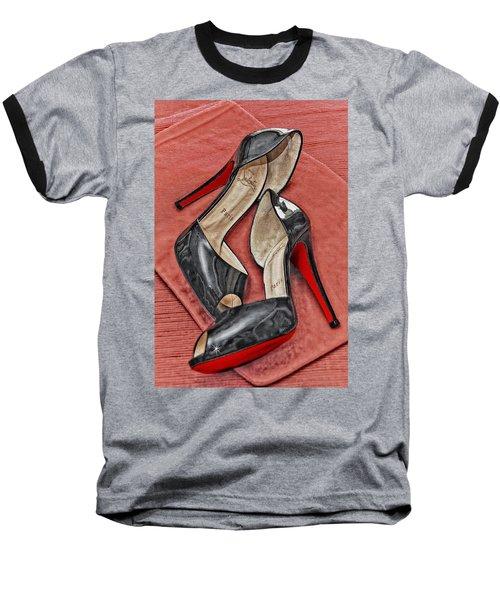 Suzette Loves Her Louboutins Baseball T-Shirt