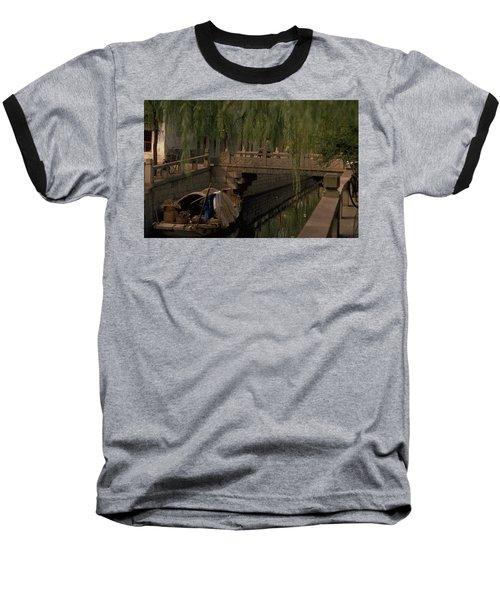 Suzhou Canals Baseball T-Shirt