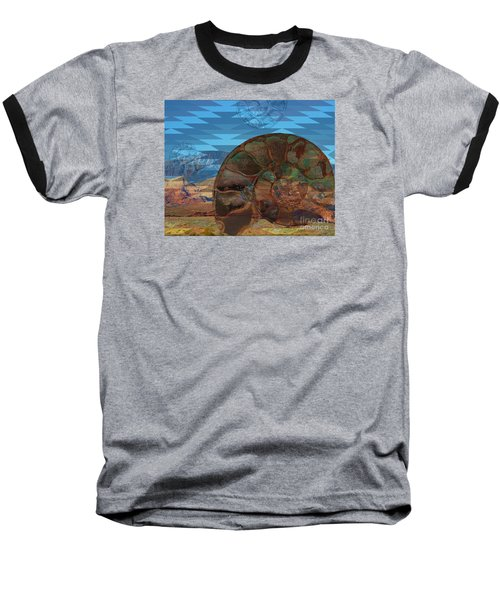 Sw Fossil Float Baseball T-Shirt