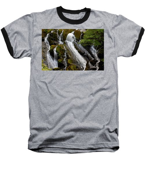 Swallow Falls Baseball T-Shirt