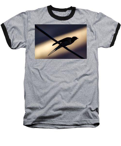 Swallow Speed Baseball T-Shirt