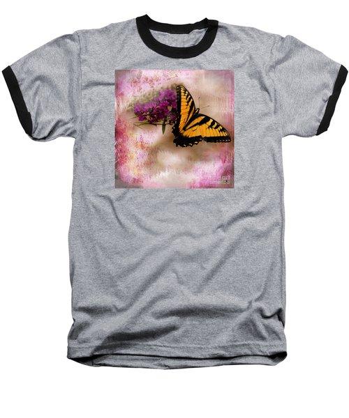 Swallow Tail Full Of Beauty Baseball T-Shirt