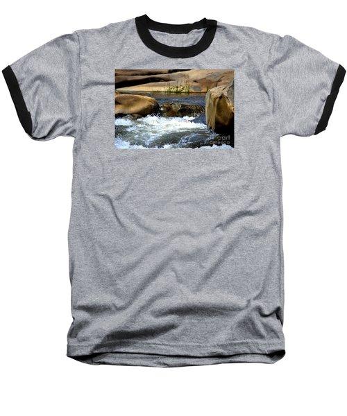 Swallowed Alive Baseball T-Shirt