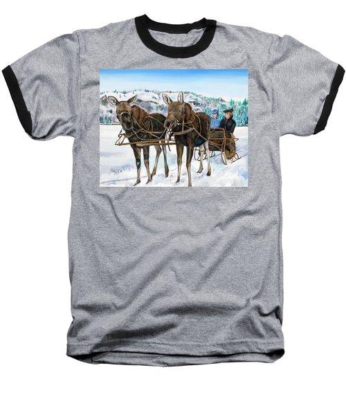 Swamp Donkies Baseball T-Shirt