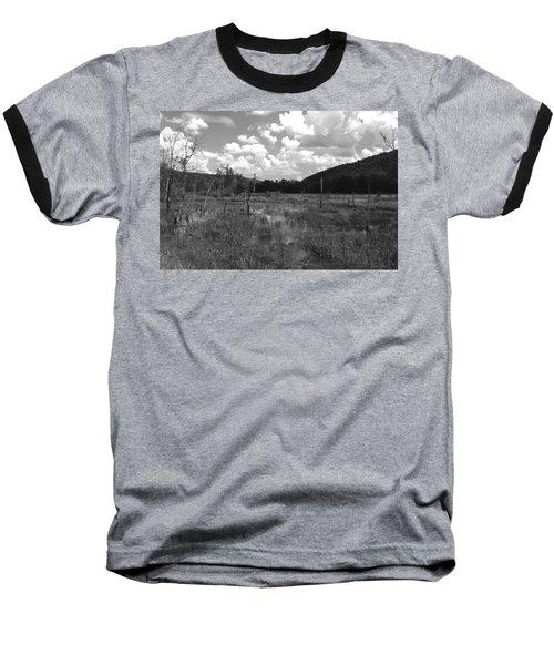 Swampoem Baseball T-Shirt