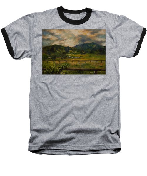 Swan Valley Hillside Baseball T-Shirt