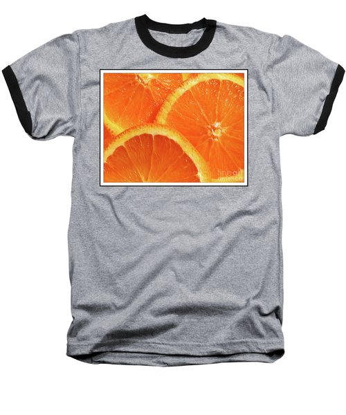 Sweet And Juicy Baseball T-Shirt