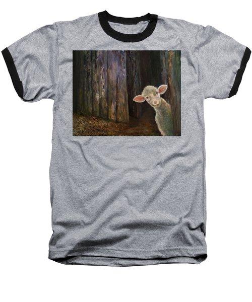 Sweet Lamb Baseball T-Shirt