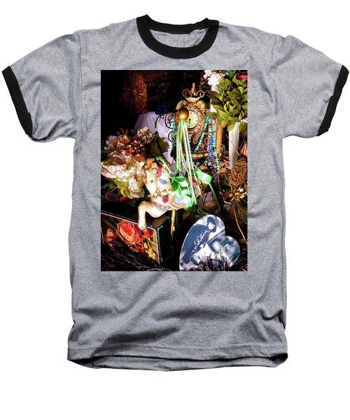 Sweet Montage Baseball T-Shirt