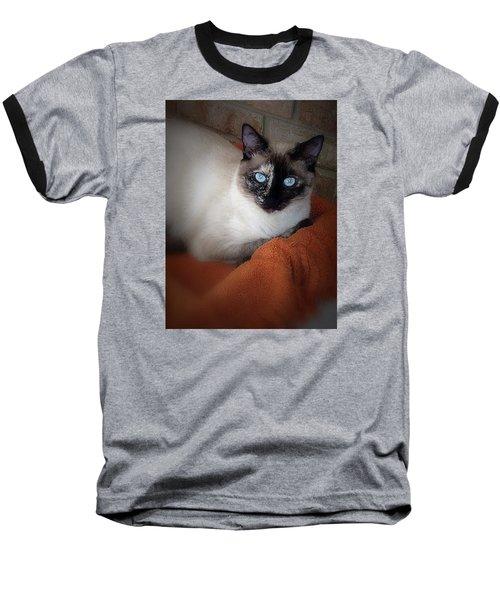 Sweet Pea Baseball T-Shirt