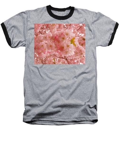 Sweet Pink- Holmdel Park Baseball T-Shirt