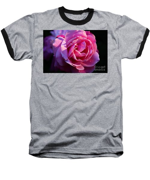 Sweet Rose Baseball T-Shirt