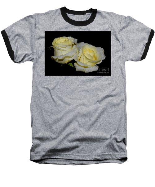 Friendship Roses Baseball T-Shirt