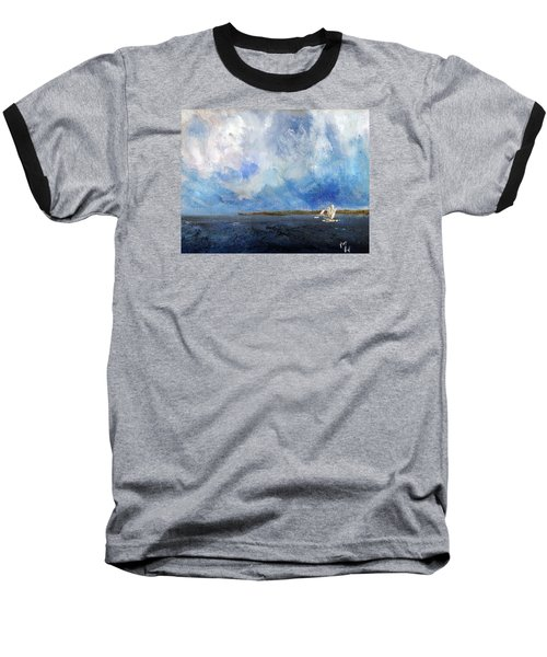 Windward Passage Baseball T-Shirt