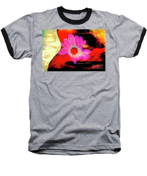 Sweet Sound Baseball T-Shirt by Al Bourassa