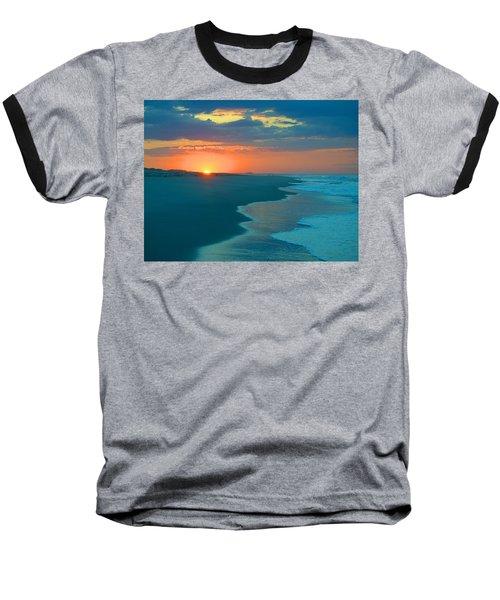 Baseball T-Shirt featuring the photograph Sweet Sunrise by  Newwwman