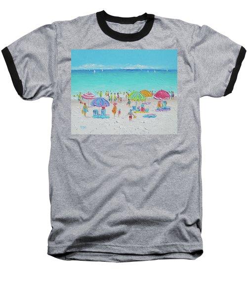 Sweet Sweet Summer Baseball T-Shirt by Jan Matson