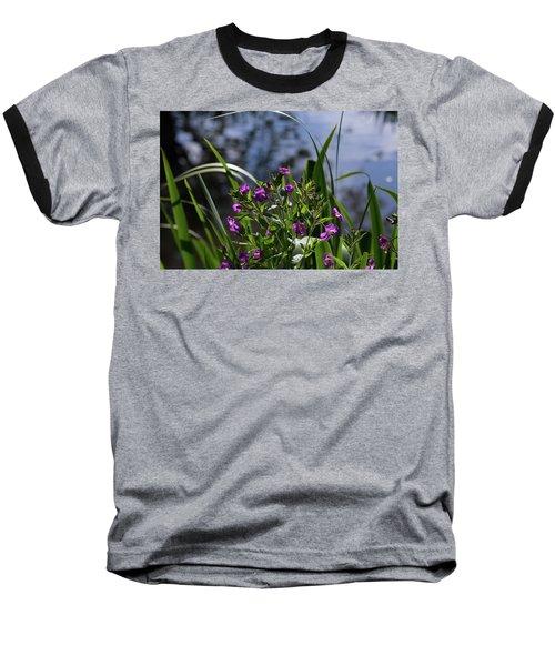Sweet Violet Baseball T-Shirt