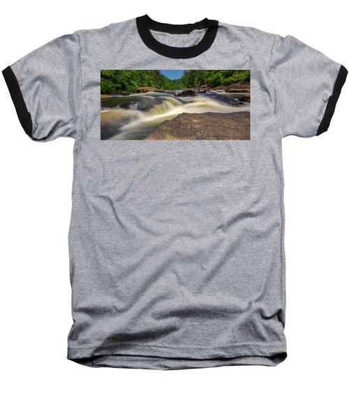 Sweetwater Creek Long Exposure 2 Baseball T-Shirt
