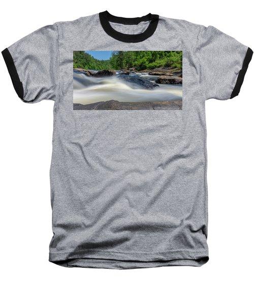Sweetwater Creek Long Exposure Baseball T-Shirt