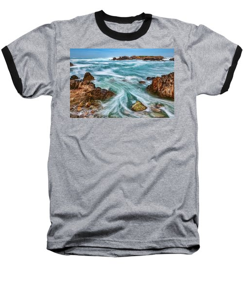 Swept Away Baseball T-Shirt