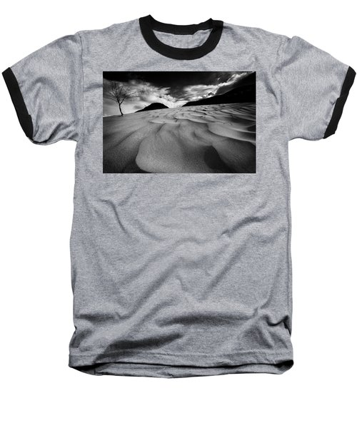 Swerves And Curves In Jasper Baseball T-Shirt
