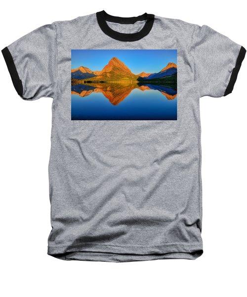 Swiftcurrent Morning Reflections Baseball T-Shirt