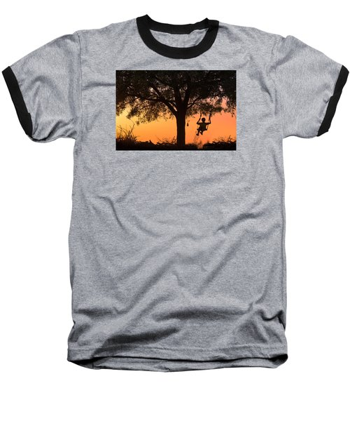 Swing Baseball T-Shirt
