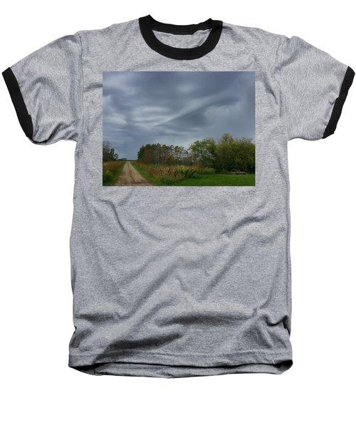 Swirel Baseball T-Shirt