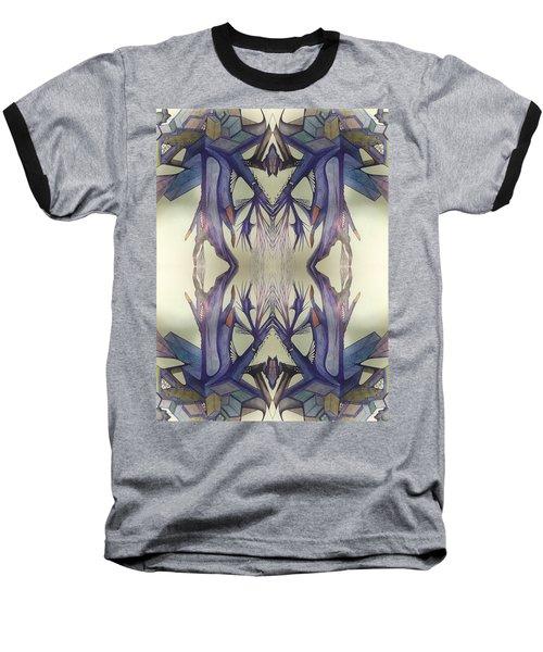 Vortex Of Emotions Baseball T-Shirt