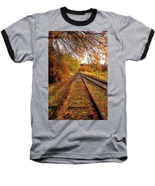 Switching To Autumn Baseball T-Shirt