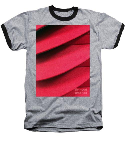 Swooshes And Shadows Baseball T-Shirt
