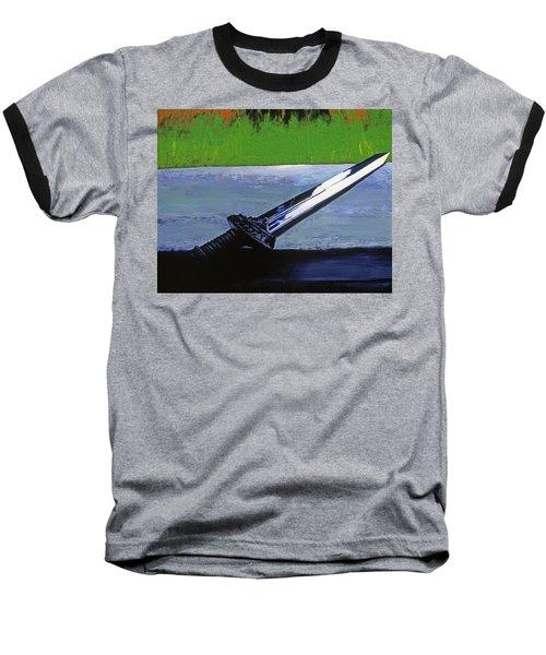 Sword Of Protection  Baseball T-Shirt