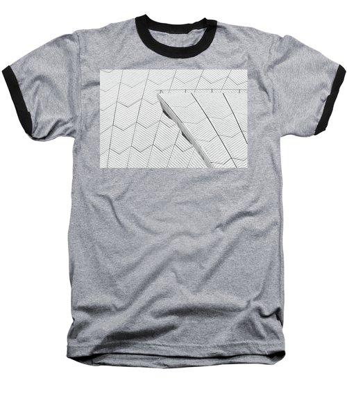 Sydney Opera House Roof No. 10-1 Baseball T-Shirt