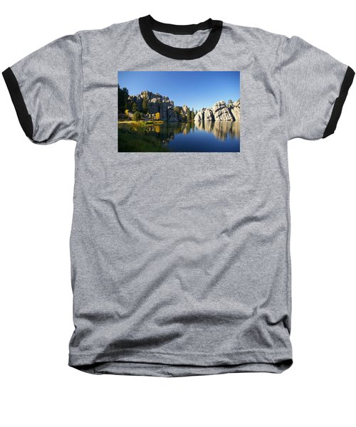 Sylvan Lake, Custer South Dakota Baseball T-Shirt