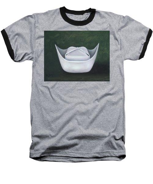 Symbol Of A Proud Profession II Baseball T-Shirt by Marlyn Boyd