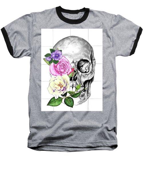 Symbol Of Change Baseball T-Shirt by Heidi Kriel