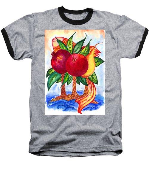 Symbolics Baseball T-Shirt